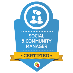 Social Certification Badge
